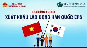Doanh nghiệp Hàn Quốc tái sử dụng lao động EPS Việt Nam